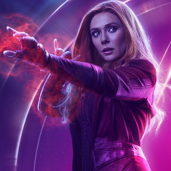 Elizabeth Olsen Quotes About Avengers: Infinity War Costume