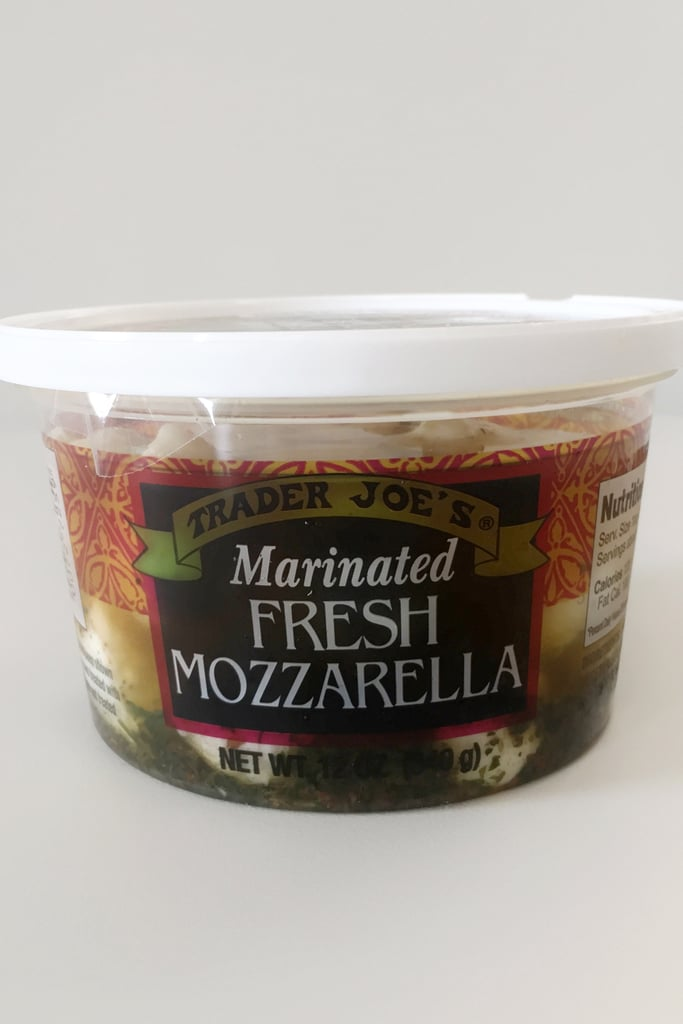 Marinated Fresh Mozzarella ($5)