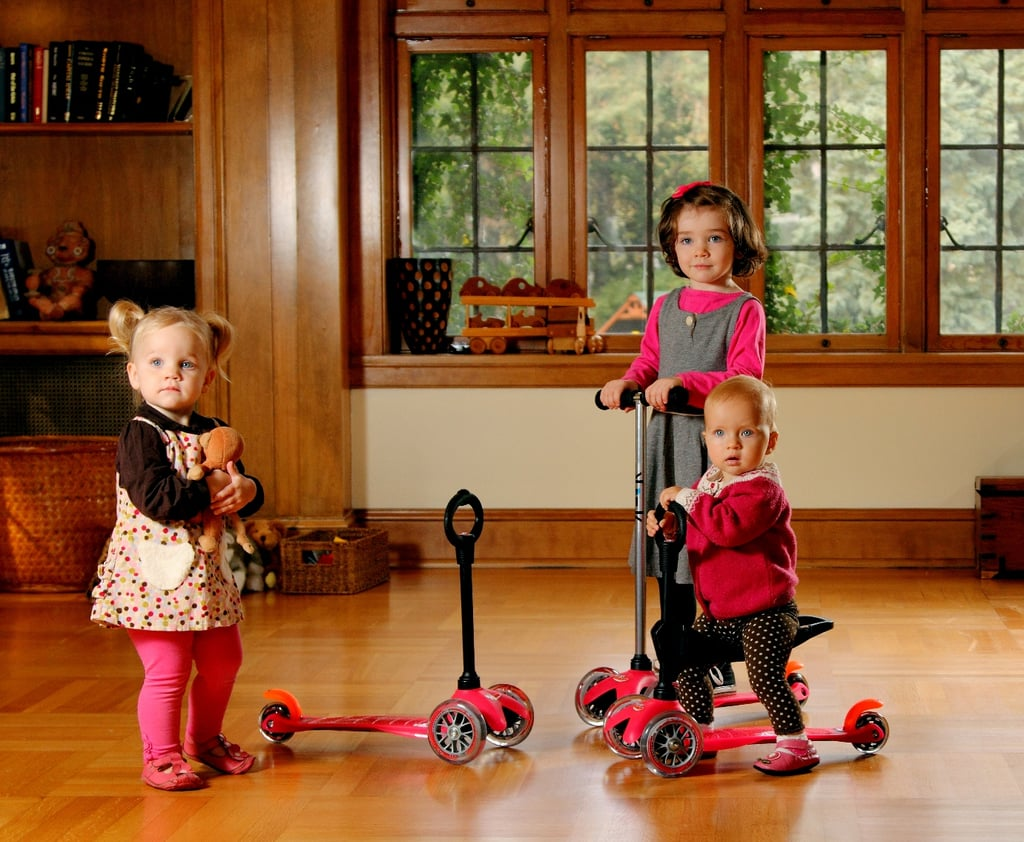 For 1-Year-Olds: Micro Mini 3-in-1 Kick Scooter