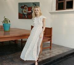 Dôen Floral Dress