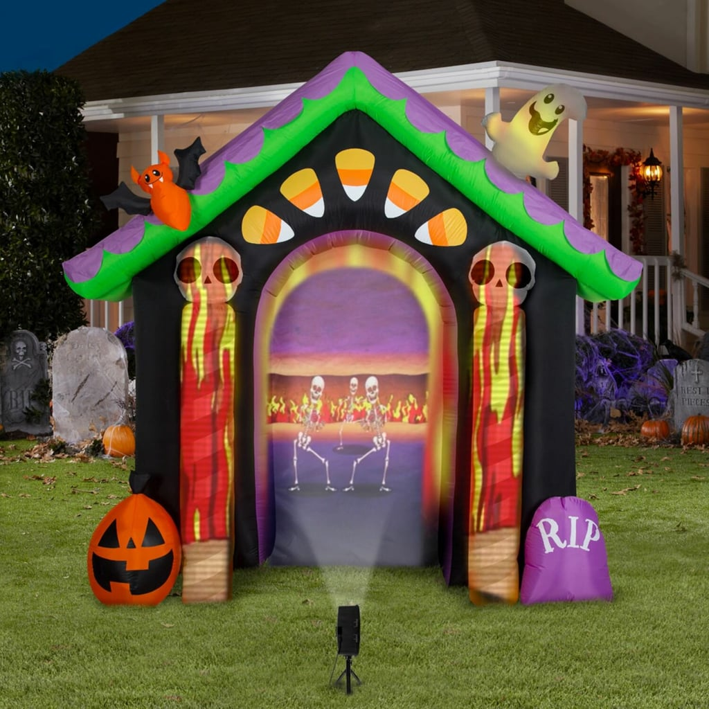 Inflatable Haunted Houses