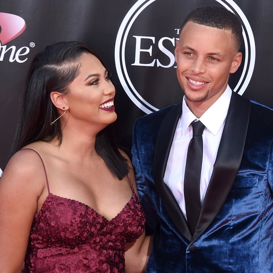 Ayesha and Stephen Curry at the ESPYs 2016 | Pictures