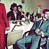 Welcome to Lanvin's Spring '12 dinner party. Source: Fashion Gone Rogue