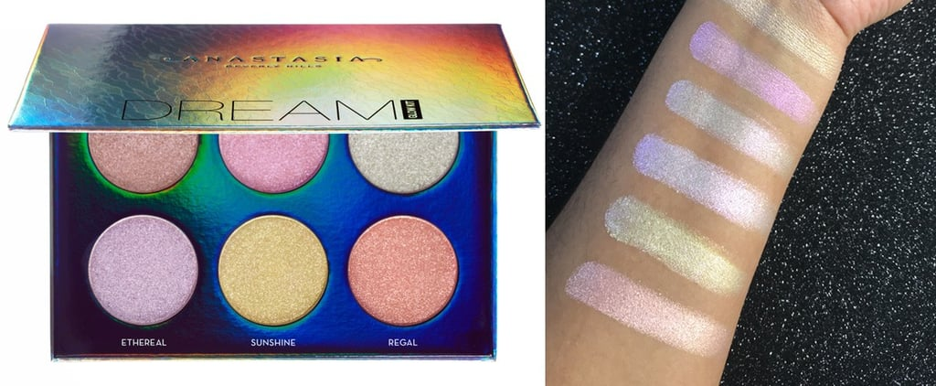 Anastasia Beverly Hills Dream Glow Kit Swatches