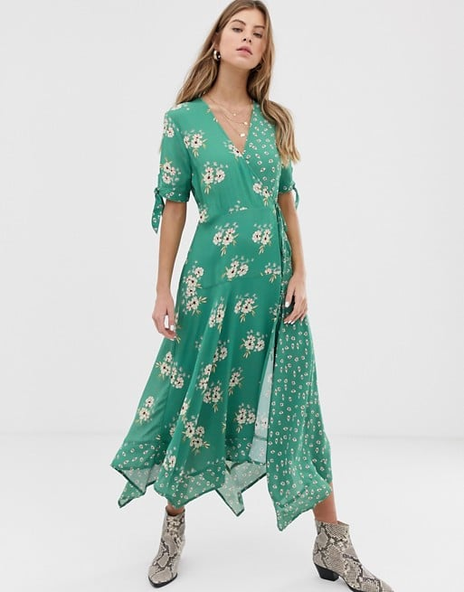 RahiCali Weekend wrap dress