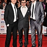Gorgeous Gents Suit Up For the National Television Awards