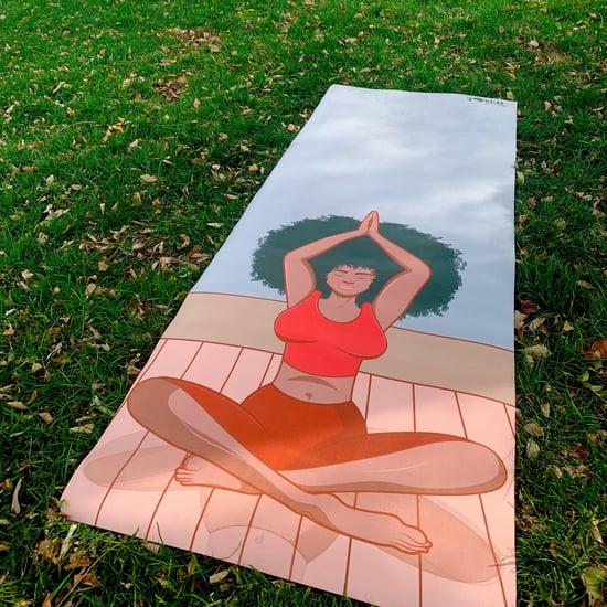 Toned by BaggedEm Yoga Mats
