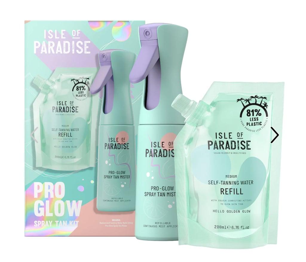 Isle of Paradise Pro Glow Spray Tan Kit