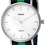 Timex Weekender Fairfield Nylon Slip-Thru Strap
