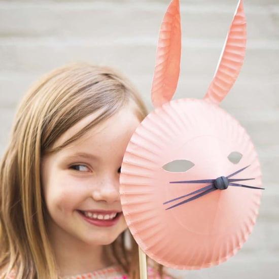 Paper Mask Projects For Kids