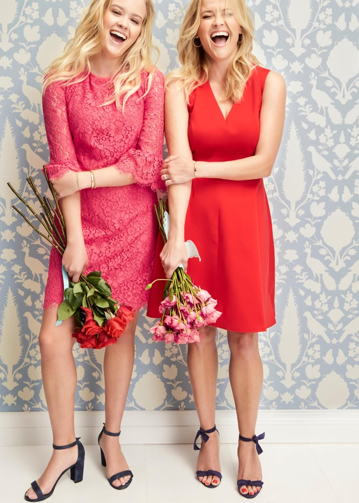Reese Witherspoon and Ava Phillippe Draper James Campaign