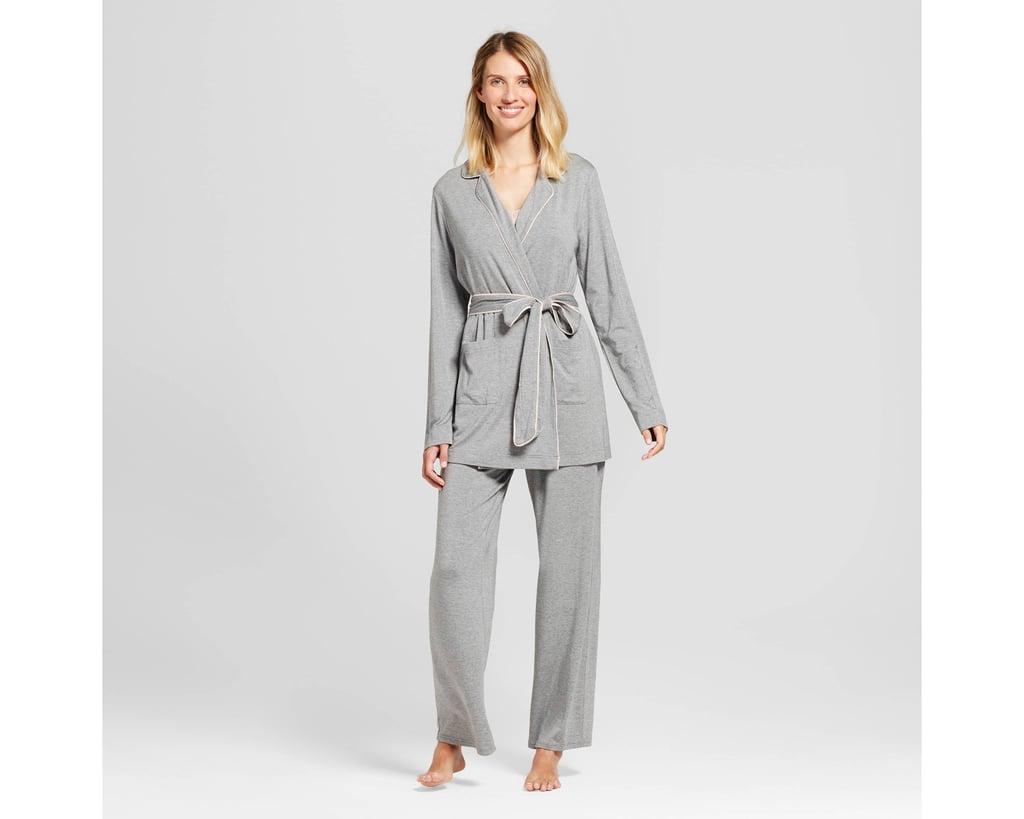 Gilligan & O'Malley Nursing Pajama Set