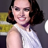 Pictured: Daisy Ridley