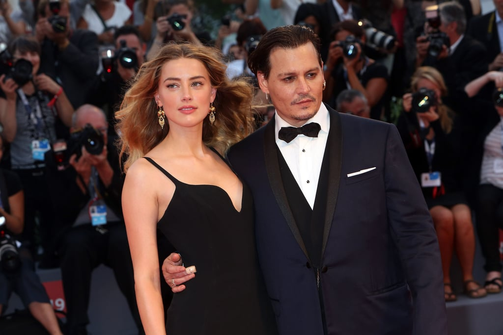 There's been a mysterious air around Johnny Depp and Amber Heard's relationship since they were first linked in 2012 — even Amber's quotes about their marriage are slightly cryptic — but one thing is clear: these two had some insane chemistry. Even before they tied the knot in a secret ceremony in February 2015, Johnny and Amber were showing sexy PDA and bringing the heat at public events. Unfortunately, news broke on Wednesday that Amber reportedly filed for divorce from Johnny and while details are scarce, sources say the actress cited irreconcilable differences in her petition. Look back at their sweetest moments together, then take a look at all the couples who have already called it quits this year.