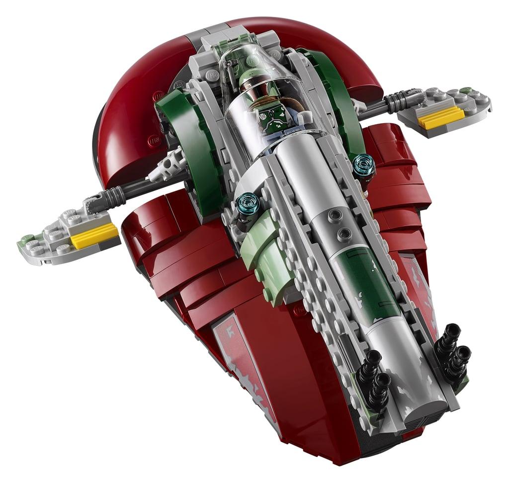 Boba Fetts Slave I Ship Lego Star Wars Betrayal At Cloud City Set