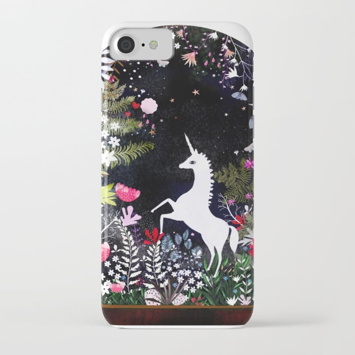 Unicorn Jar iPhone Case