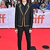 Finn Wolfhard at The Goldfinch Premiere