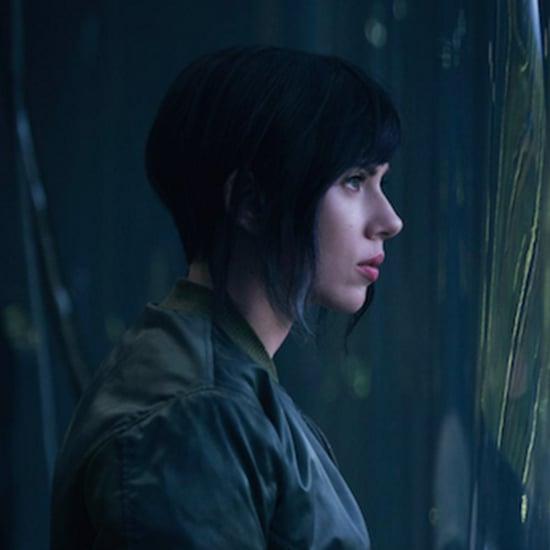 Scarlett Johansson Plays Asian Character