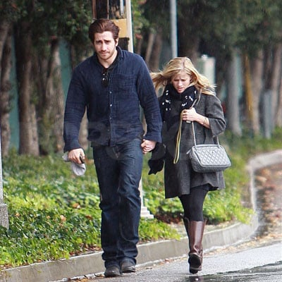 Reese Witherspoon and Jake Gyllenhaal Holding Hands in LA
