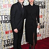 Pictured: Ben McKenzie and Morena Baccarin