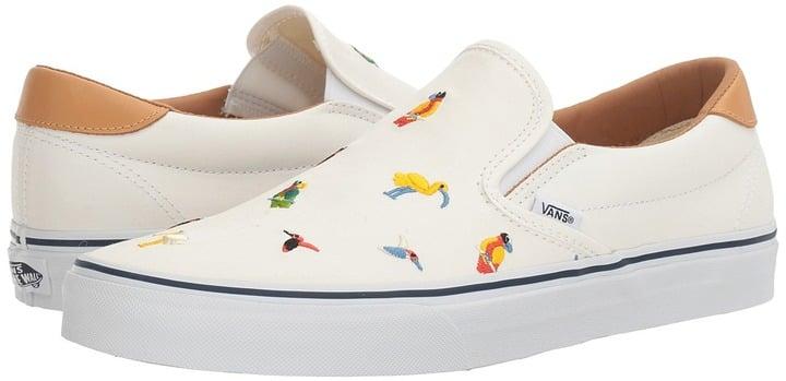 Vans Slip-On 59 True White Skate Shoes