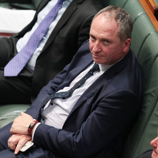 Should Barnaby Joyce's Relationship Be Kept Private?