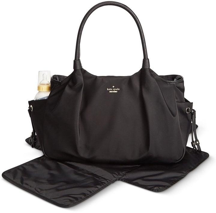 Kate Spade Classic Nylon Stevie Baby Bag