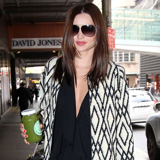 5d6ba28226d Miranda Kerr Goes to a Meeting at David Jones