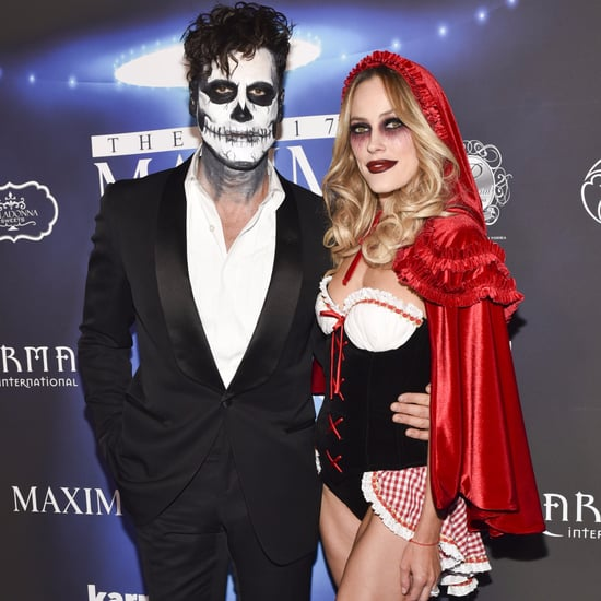 Peta Murgatroyd and Maksim Chmerkovskiy Halloween 2017