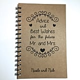 Best Wishes Notebook