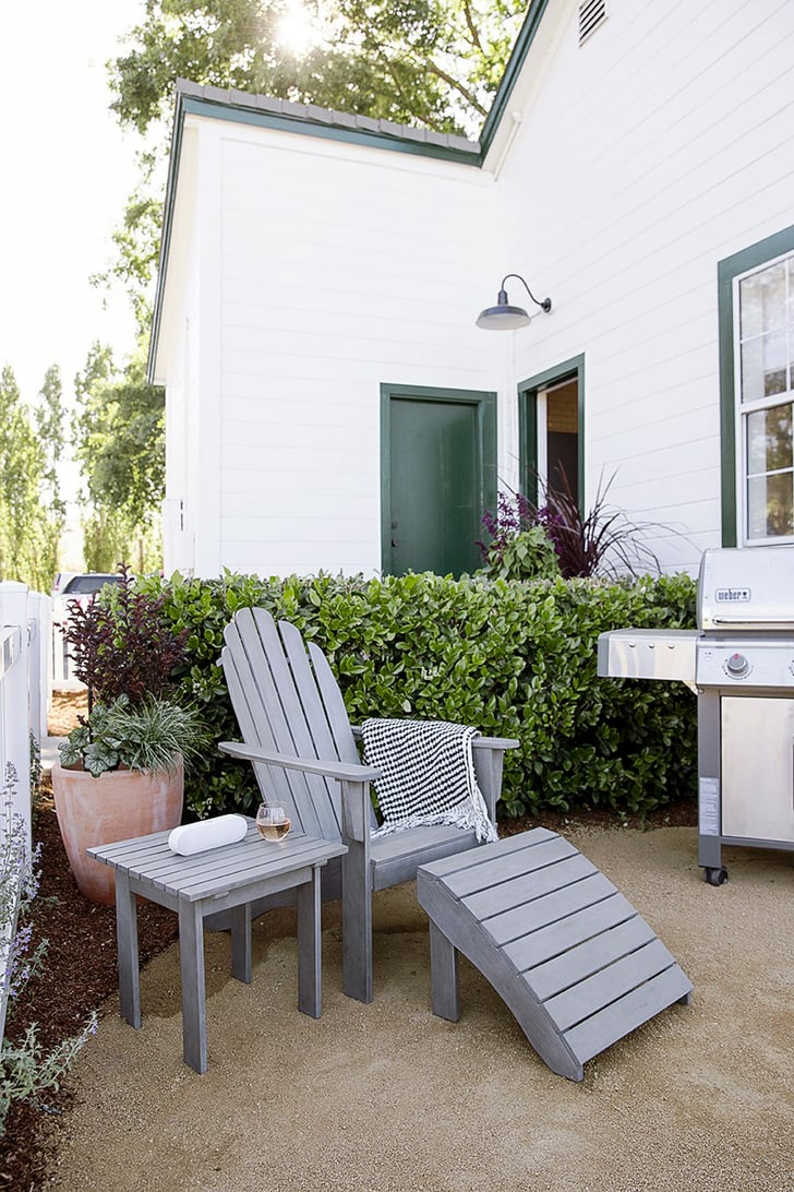 Small Scale Patio Furniture Decorating Ideas For Small