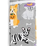 Set of Three Dog Halloween Kitchen Towels