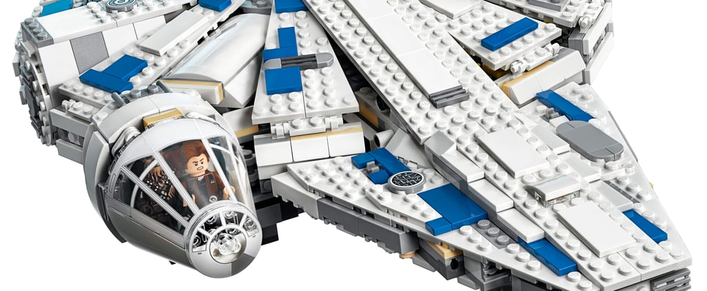 Check Out the First Lego Set For Solo: A Star Wars Story, Featuring the Millennium Falcon