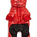 Max-Bone Lu Water Resistant Dog Ski Suit