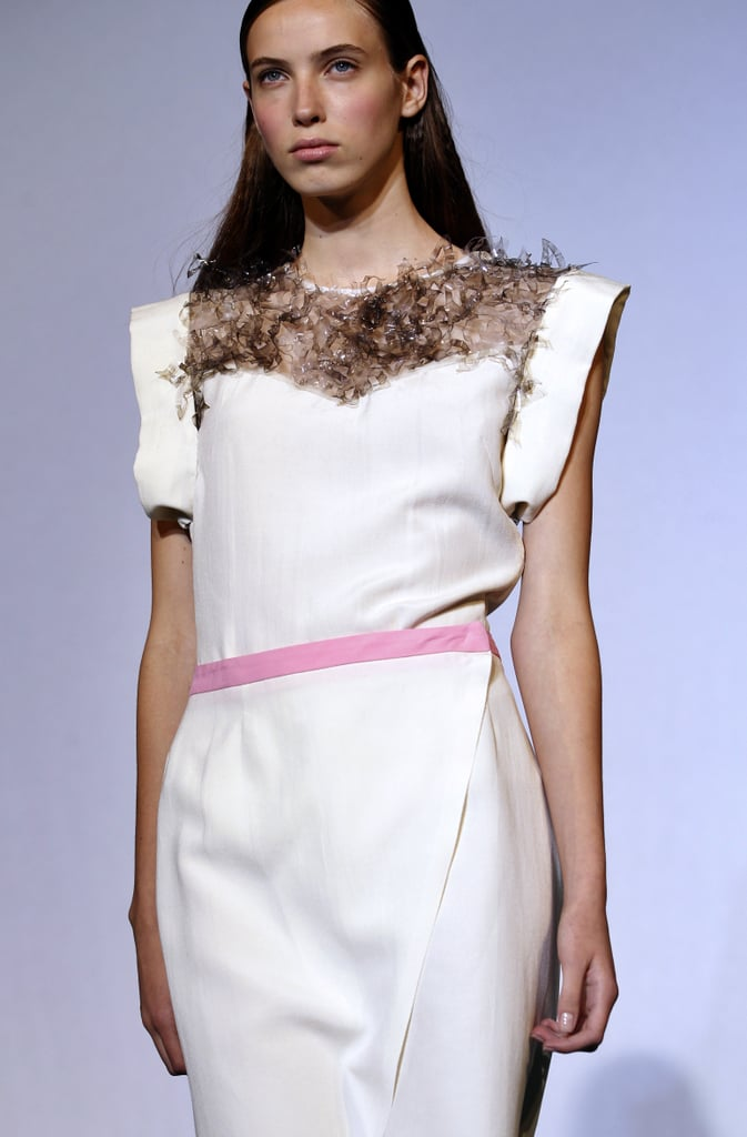 Costume National Spring 2012
