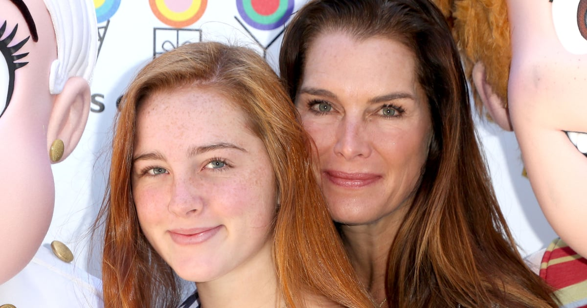 How Sweet! Brooke Shields and Her 18-Year-Old Daughter Get Twin Tattoos as a Graduation Gift.jpg