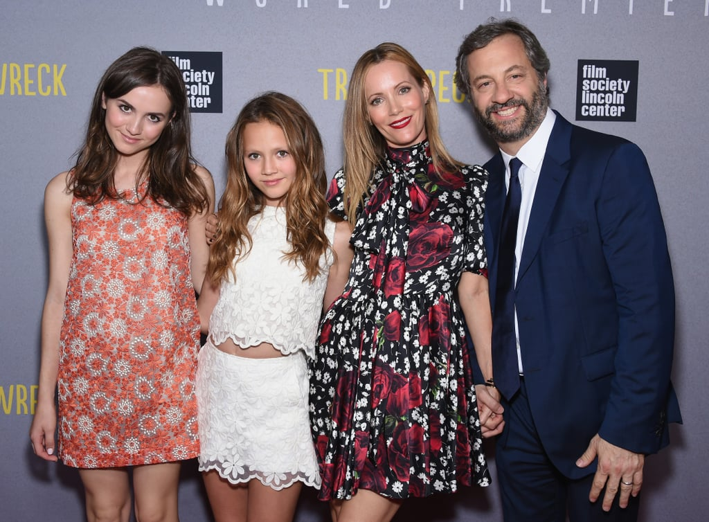 The Impact : APATOW FAMILY – IN WHITE
