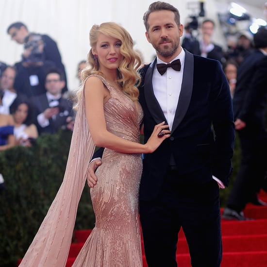 Blake Lively and Ryan Reynolds Style at the Met Gala 2014