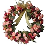 Chichic Rose Artificial Flower Garland Wreath