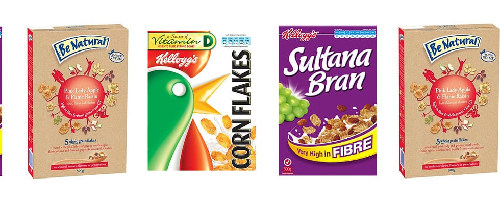 Calories in 10 Popular Breakfast Cereals