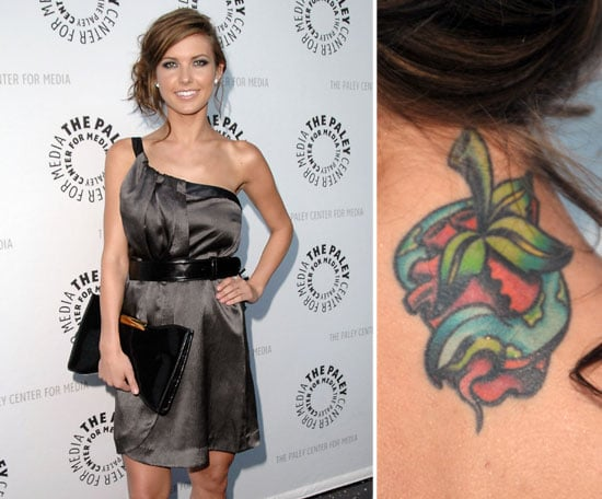 Audrina Patridge Arm Tattoo | www.pixshark.com - Images ...