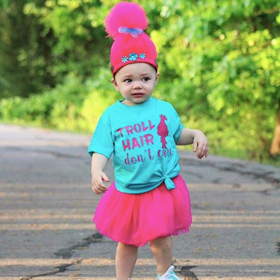 Troll Halloween Costumes for Kids
