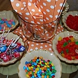 Candy to fill the pillow boxes