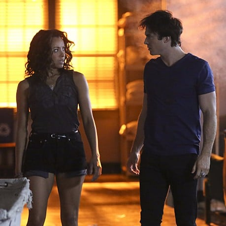 Why Bonnie and Damon Should Be Together on Vampire Diaries