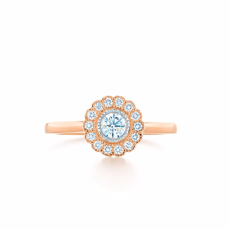 Tiffany & Co. Enchant®:Flower Ring ($2,850)