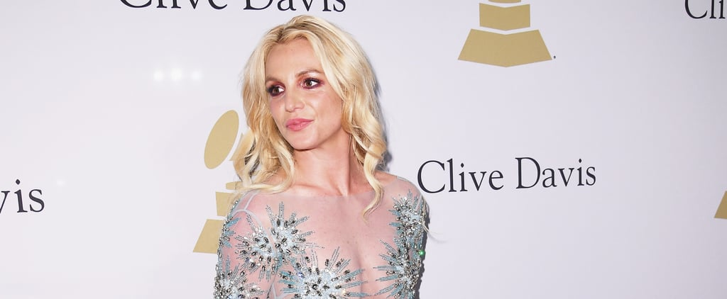 "We Think Britney's New Life Motto Is ""It's Fitness, B*tch"""