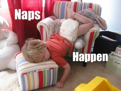 Adorable Napping Tots Caught on Camera (PHOTOS)