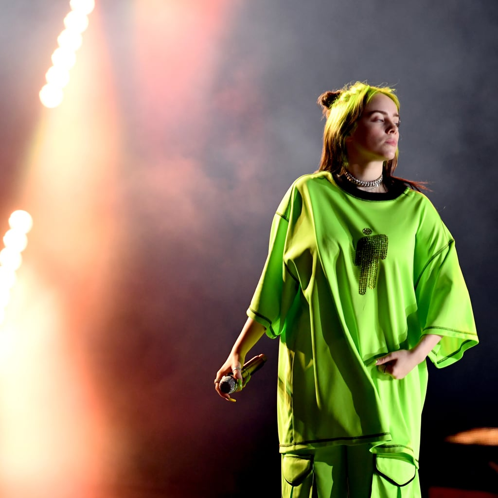 Billie Eilish at the 7th Annual We Can Survive Concert in 2019