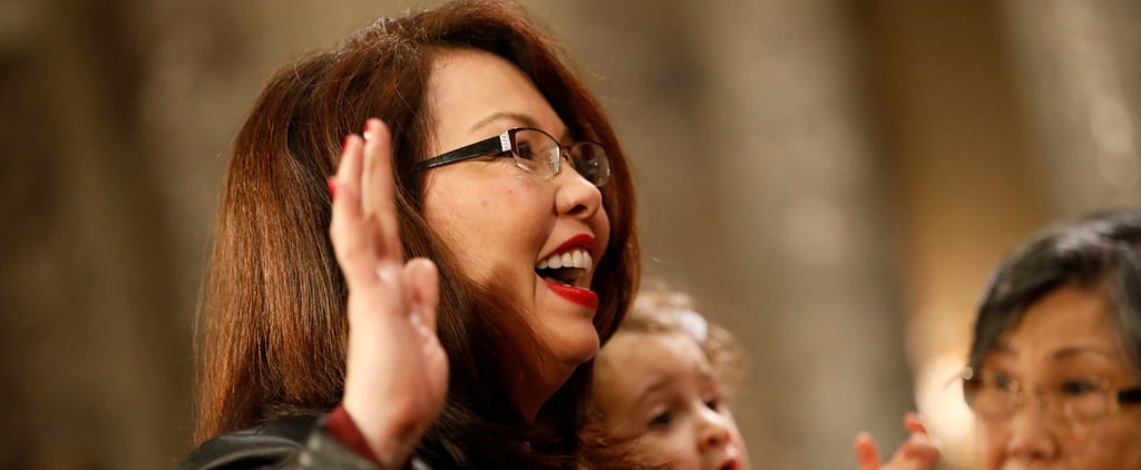 Senator Tammy Duckworth Gives Birth to Baby Girl April 2018