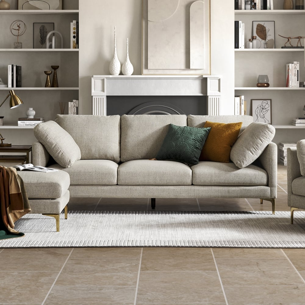 Best Neutral Couches and Sofas | 2021